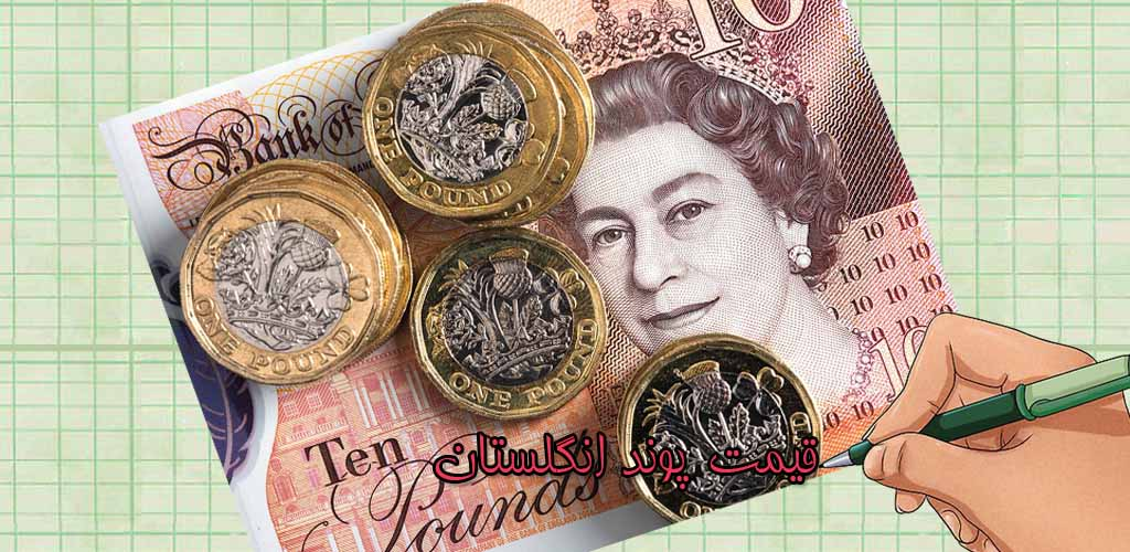 قیمت پوند انگلستان