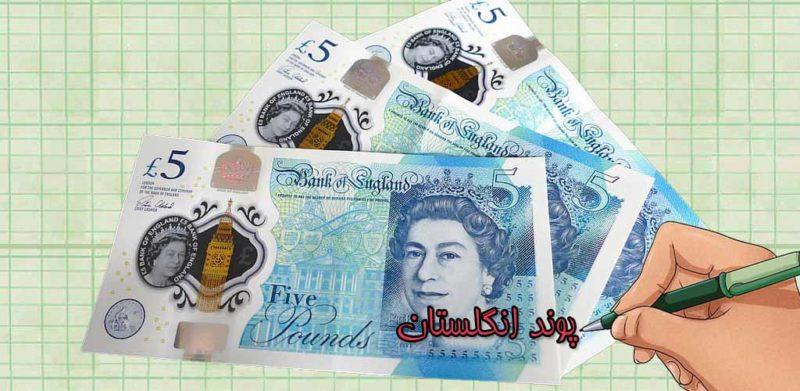قیمت پوند