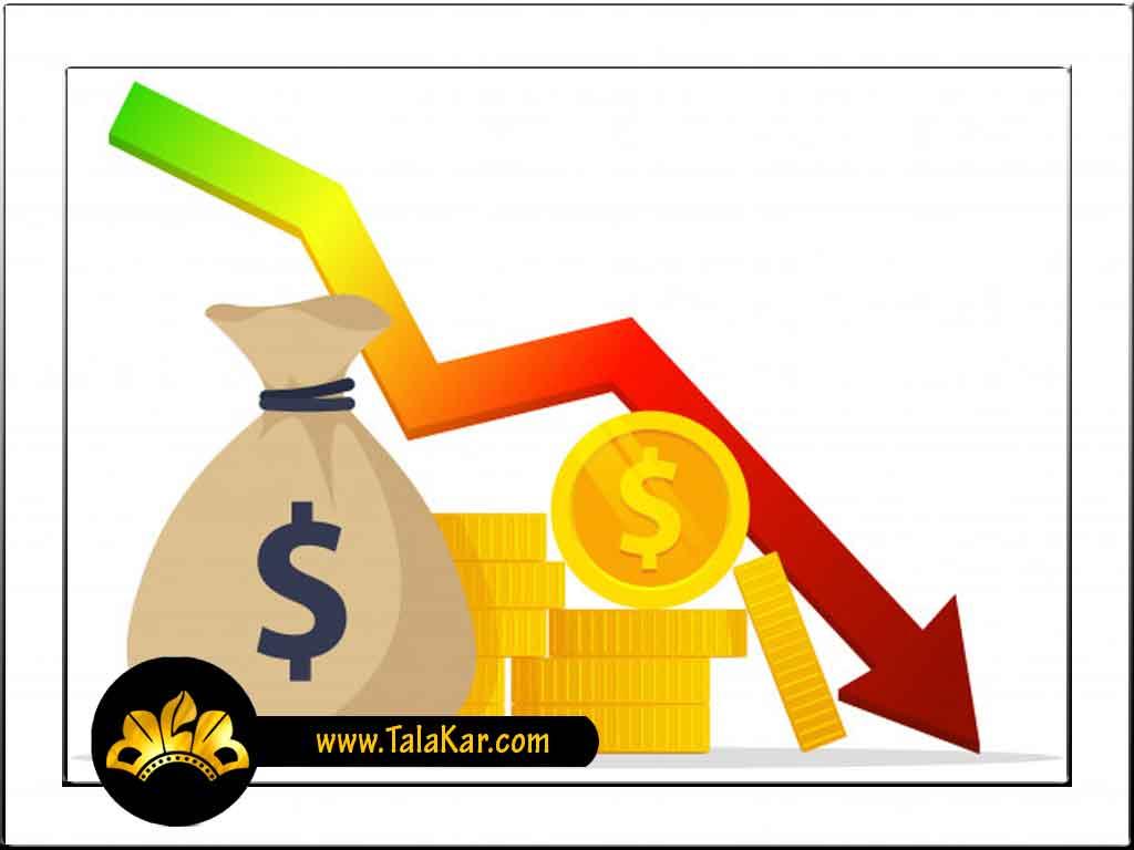 علت کاهش قیمت دلار