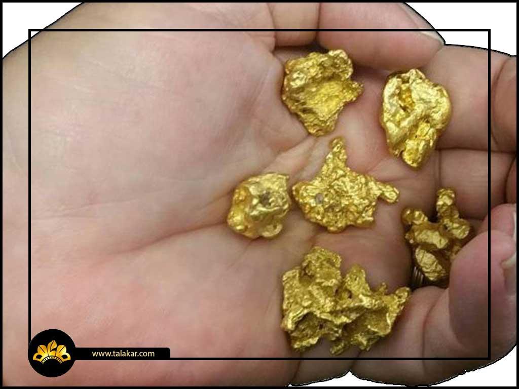 قیمت طلای 22 عیار امروز