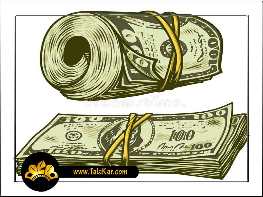 قیمت دلار کاغذی